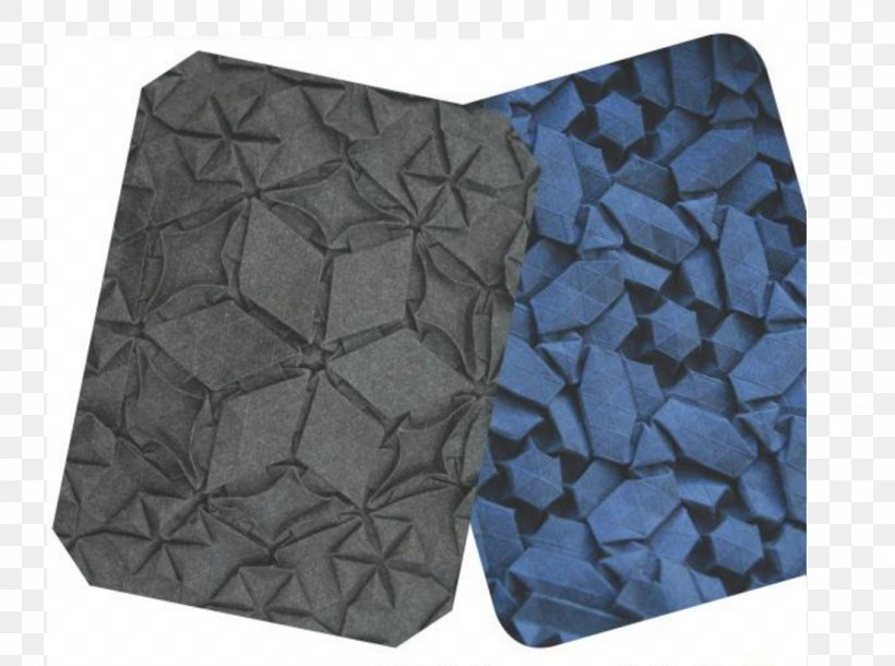 Waterbomb tessellation | Origami paper art, Origami and kirigami ... | 610x820