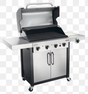 Barbecue - Barbecue Char-Broil Professional Series 463675016 Grilling Charbroiler PNG