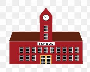 School Vector Material - School Teacher PNG