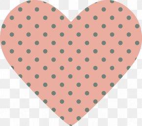 Love Heart - Heart Pink PNG