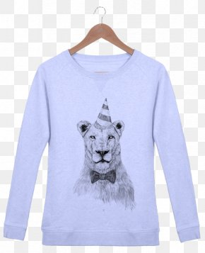 T-shirt - Long-sleeved T-shirt Hoodie Sweater Bluza PNG