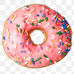Donut - Donuts National Doughnut Day Dessert Clip Art PNG
