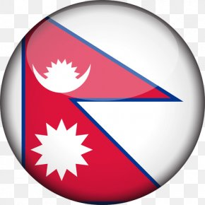 Flag - Flag Of Nepal National Flag Flags Of The World PNG