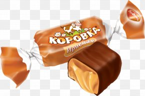 Bonbone - Krówki Milk Candy Rot Front Open Joint-Stock Company Waffle PNG