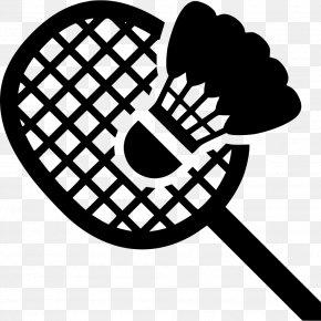 Shuttlecock - Shuttlecock Badminton Racket Clip Art PNG