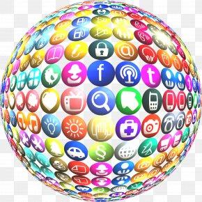 Social Media - Social Media Marketing Advertising PNG