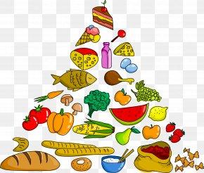 Food Pyramid - Food Pyramid Clip Art PNG