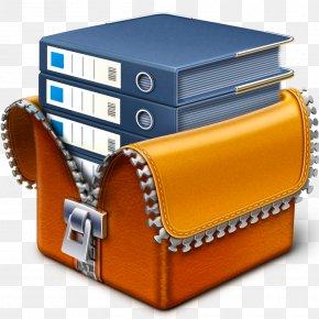 Folder - MacOS Archive File PNG