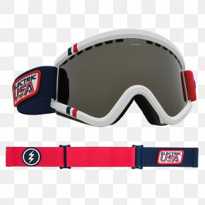 Skiing - Snow Goggles Skiing Glasses Snowboarding PNG
