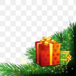 Gift - Christmas Gift Computer File PNG