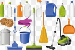 Cleaning Cleaning Supplies - Cleanliness Vacuum Cleaner Detergent PNG