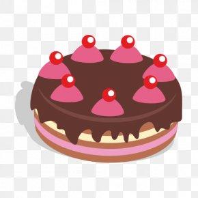 Birthday Cake Photos - Ice Cream Birthday Cake Cupcake PNG