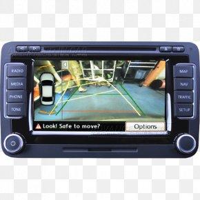 Volkswagen Golf Mk6 - Automotive Navigation System Volkswagen Passat Car Volkswagen Golf PNG