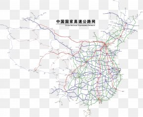 Road - Expressways Of China China National Highways Indian National Highway System Controlled-access Highway PNG