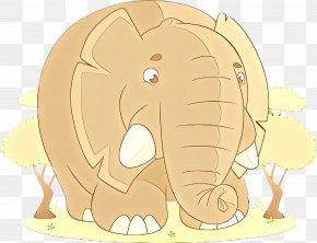 Indian Elephant African Elephant Cat Mammal Horse PNG