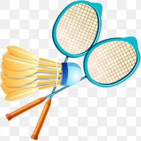 Badminton - Badminton Racket Sport Ball PNG