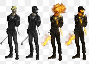 Ghost Rider Face Transparent Image - Ghost Rider Thor Thanos Johnny Blaze PNG