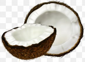 Coconut Transparent Clip Art Image - Coconut Water Coconut Milk Coconut Cake PNG