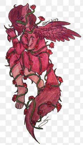 Demon - Costume Design Demon Cartoon Flowering Plant PNG