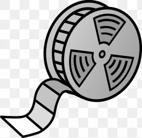 Entertainment Cliparts - Film Reel Cinema Clip Art PNG