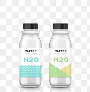 Mineral Water Bottles - Water Bottle Label Mineral Water Bottled Water PNG