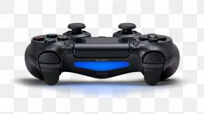 Ps4 Controller - PlayStation VR PlayStation 4 GameCube Controller Game Controllers PNG