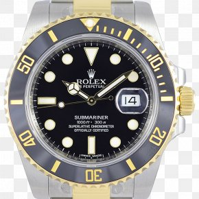 Watch - Rolex Submariner Rolex Sea Dweller Rolex Oyster Perpetual Submariner Date Watch PNG