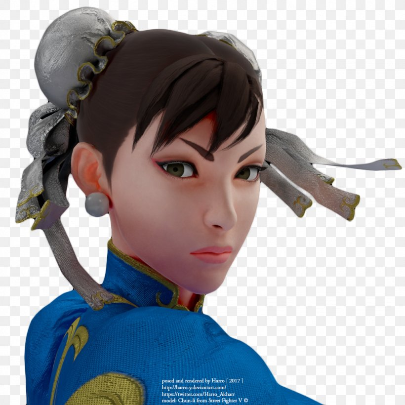 Street Fighter V Chun Li Super Street Fighter Ii Rendering