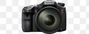 Camara Fotografica - Sony Alpha 77 II Sony Alpha 700 Sony Alpha 99 Sony Alpha 57 PNG