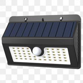 Light - Lighting Motion Sensors Solar Lamp Light-emitting Diode PNG
