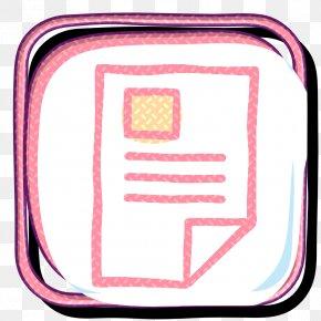 User Icon Social Media Icon - Communication Icon Curriculum Icon Cv Icon PNG