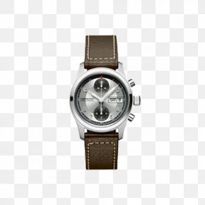 Classical Jazz Series Mechanical Male Watch Switzerland - Hamilton Watch Company Chronograph Automatic Watch Strap PNG