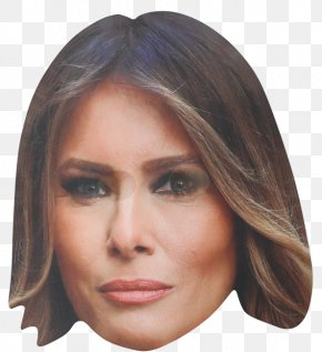 United States - Melania Trump United States Mask US Presidential Election 2016 PNG