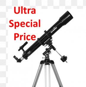 Binoculars - Refracting Telescope Sky-Watcher Maksutov Telescope PNG