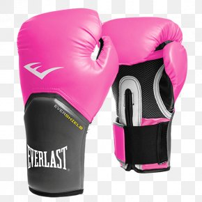 Boxing - Boxing Glove Everlast Sparring PNG