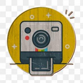 Instant Camera Shutter - Camera Icon Instagram Icon Photo Icon PNG