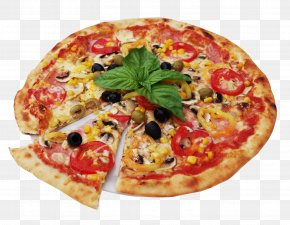 Pizza - Pizza Italian Cuisine Take-out Restaurant Delivery PNG