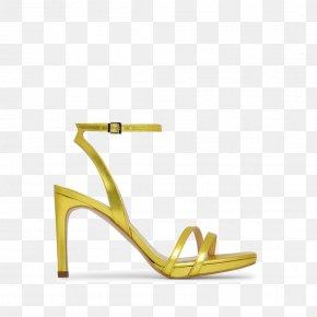 Metal Sun - Product Design Sandal Shoe PNG
