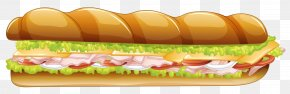 Sub Sandwich Cliparts - Royalty-free Stock Photography Clip Art PNG