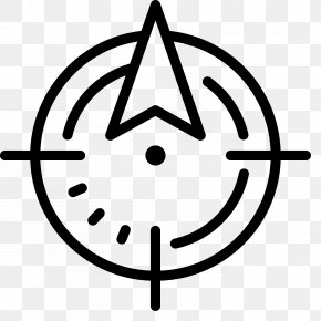 Military - Reticle Telescopic Sight Shooting Target Stock Photography PNG