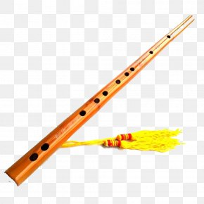 Flute - Yuping Dong Autonomous County Dizi Flute Xiao Musical Instrument PNG