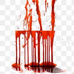 Blood Drop - Blood Image File Formats PNG