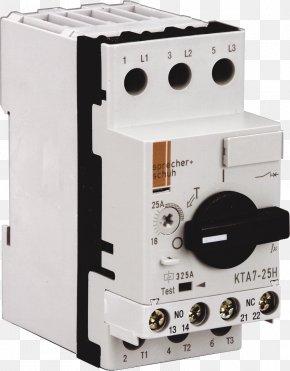 Speed Breaker - Circuit Breaker Electrical Network PNG