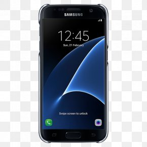 Samsung GALAXY S7 Edge Mobile Phone Accessories Telephone Android PNG