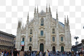 A Milan, Italy - Museum Of The Milan Cathedral Florence Cathedral Rome Westminster PNG