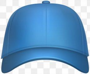Baseball Cap Blue Clip Art Image - Baseball Cap Hat Clip Art PNG