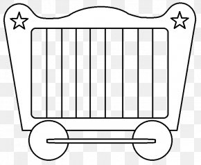 Circus - Train Rail Transport Passenger Car Railroad Car Clip Art PNG