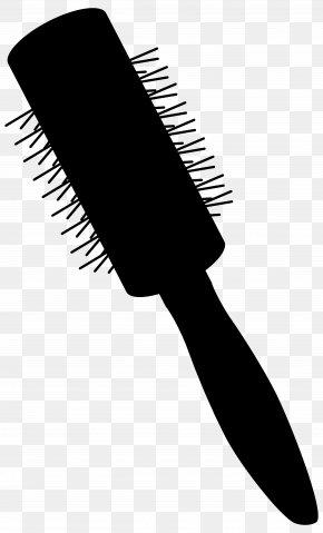 M Brush Product Design - Black & White PNG
