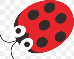 Red Insects - Insect Red Clip Art PNG