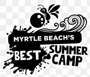 Summer Camp - Logo Graphic Design Summer Camp Clip Art PNG